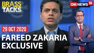 US Elections: What Does It Mean For America & The World? | Fareed Zakaria Exclusive | Brass Tacks