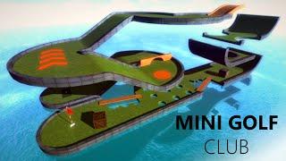Mini Golf Club Trailer