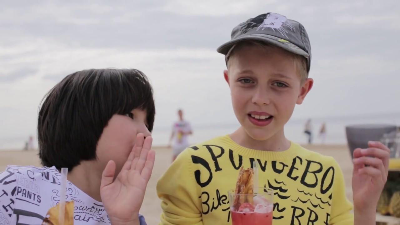 Показ -Детской одежды Gulliver - YouTube
