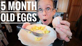 Egg Preservation: Waterglassing | Part 3