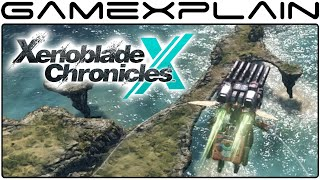 Xenoblade Chronicles X - Cruisin
