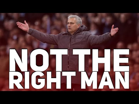 Josè Mourinho is NOT the man for Manchester United | He has ego but not the tactics