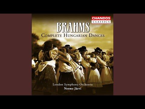 21 Hungarian Dances, WoO 1: Hungarian Dance No. 1 in G Minor (orch. J. Brahms)