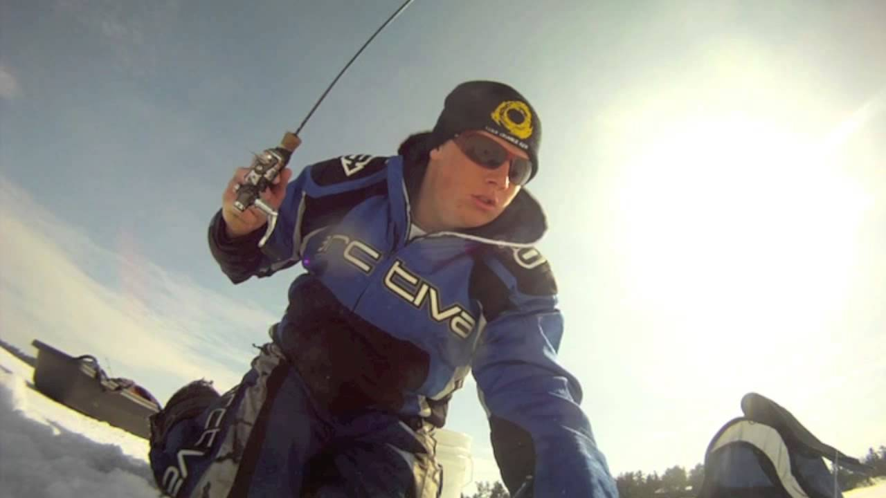 Ontario cisco fishing tulibee youtube for Cisco s sportfishing fish count