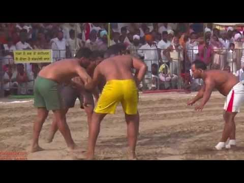 SADHUWALA (Firozepur) | KABADDI  OPEN - 2015 | HD | Part 2nd.