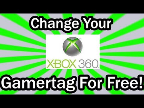 How to Change your xbox one Gamertag for FREE *2019 june ...