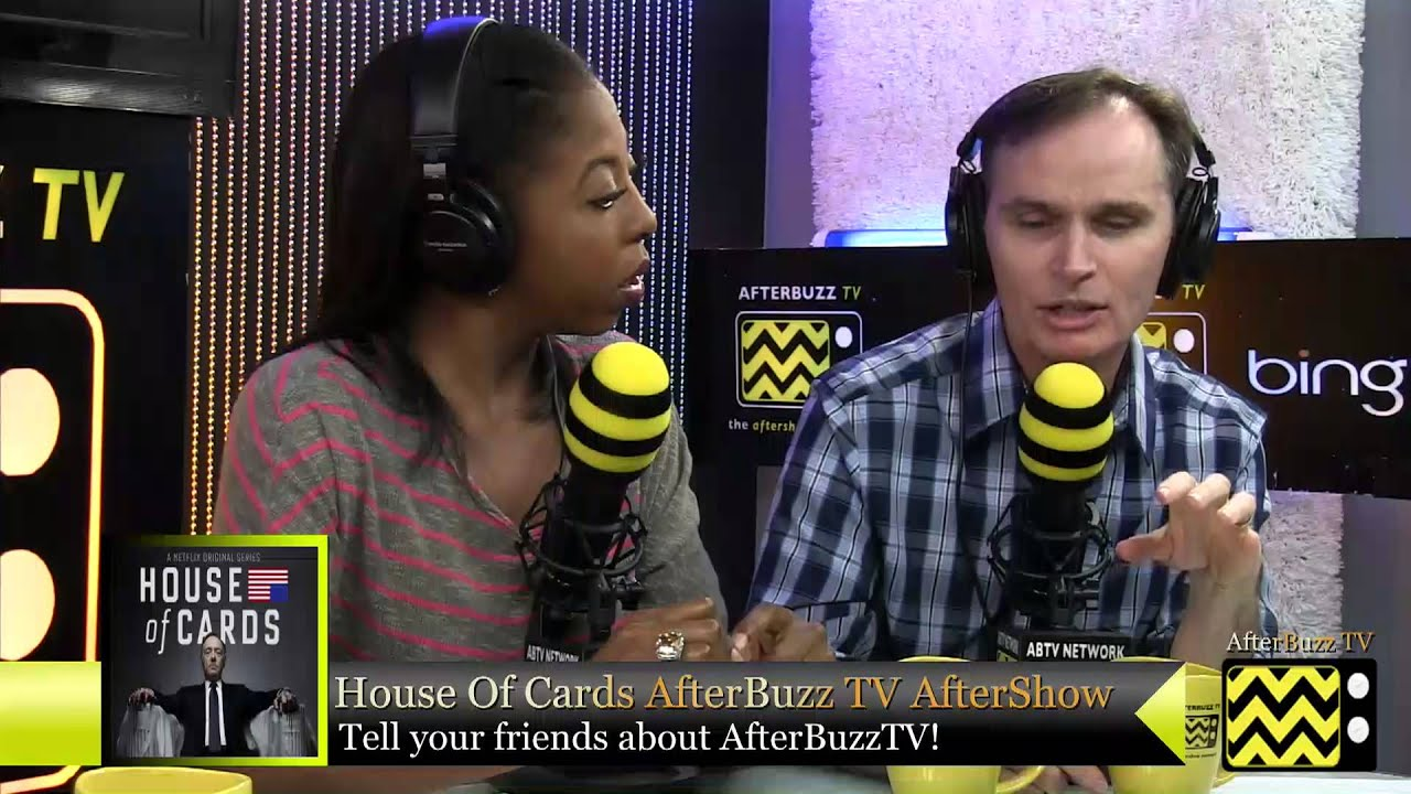 """Download House Of Cards  After Show  Season 1 Episode 1 """"Chapter 1"""" 
