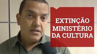 Gambar cover Edmilson Souza secretário de cultura do PT nacional