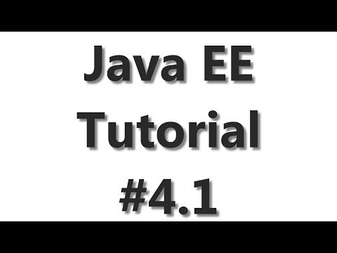 Java EE Tutorial #4 - Security Realms With Glassfish Part 1