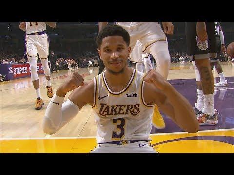 LeBron's Birthday! Lakers Comeback Late 18-4 Run! 2018-19 NBA Season