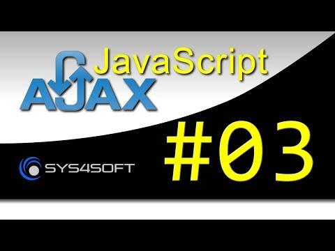 AJAX #03 - O objecto XMLHttpRequest