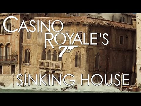 Casino Royale's Sinking House in Venice | Physics vs Film