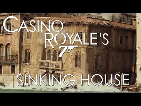 Casino Royale's Sinking House In Venice | Physics Vs Film