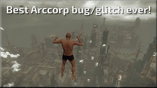 Best Arccorp bug/glitch ever!