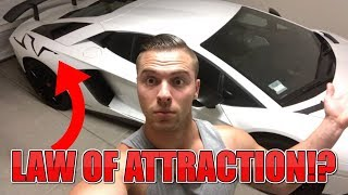 Is The Law Of Attraction Necessary For Success?