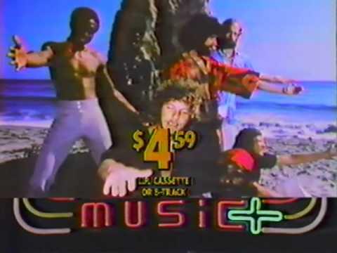 "1978 ""Music Plus"" Record Store Commercial (Sea Level/Dixie Dregs)"