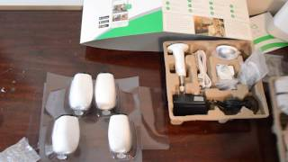 Netgear Arlo Pro Unboxing and Review - App and Cameras