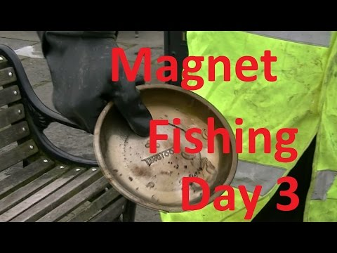 Magnet Fishing - The Knot Man - Treasure Hunting Day 3