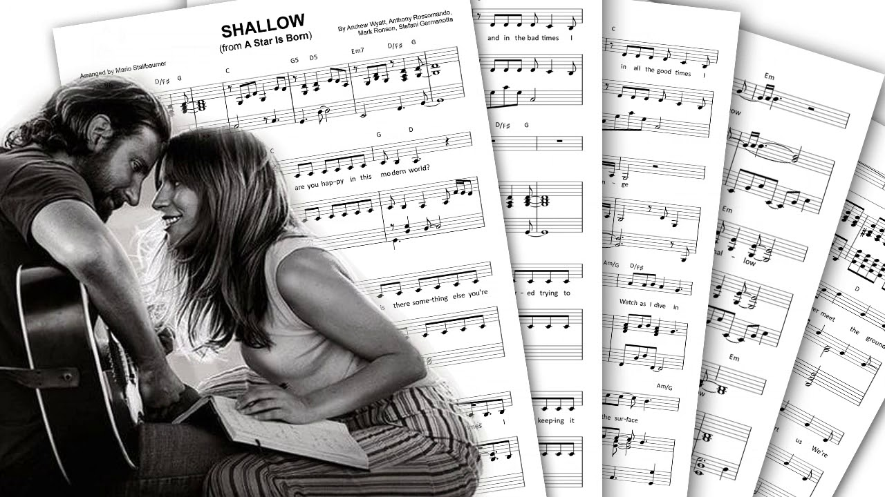 Lady Gaga & Bradley Cooper - Shallow (from