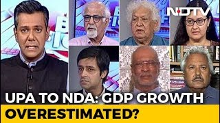 Are India's GDP Growth Numbers A Myth?