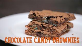 Chocolate Candy Brownies [BA Recipes]