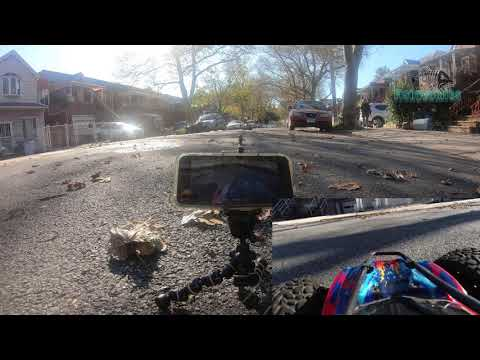 DJI Osmo Action Wi-fi range test