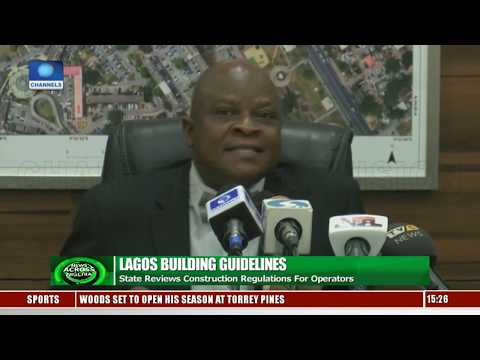 Lagos Govt Lifts Ban On Construction Of Gas And Petrol Stations