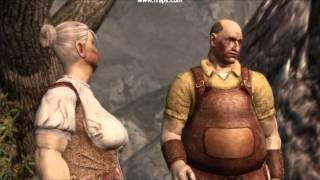 Dragon age origins отсылка к супермену