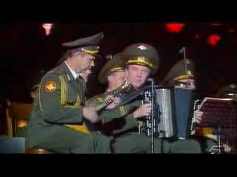 Balalaika music Kamarinskaya
