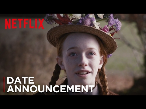 Anne | Date Announcement [HD] | Netflix from YouTube · Duration:  44 seconds