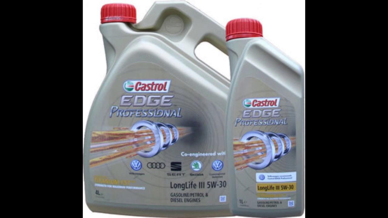 Castrol 5W-30 EDGE Professional Longlife III VW 504 00/ 507 00 Motoröl  günstig kaufen