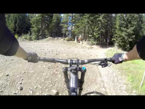 Whistler Bike Park - Oriental Express