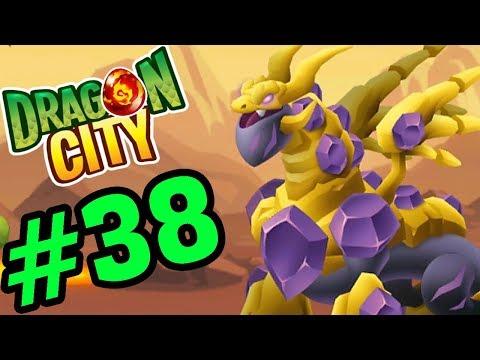 Dragon City - GAME NÔNG TRẠI RỒNG - RỒNG ĐÁ QUÝ (GEM Dragon) #38