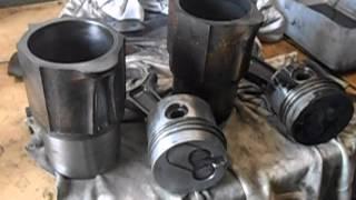 tuto rénovation moteur R25 J8S 89