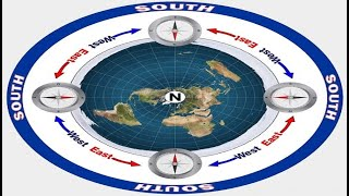 How Maps, Compasses, and Circumnavigation Work on Flat Earth