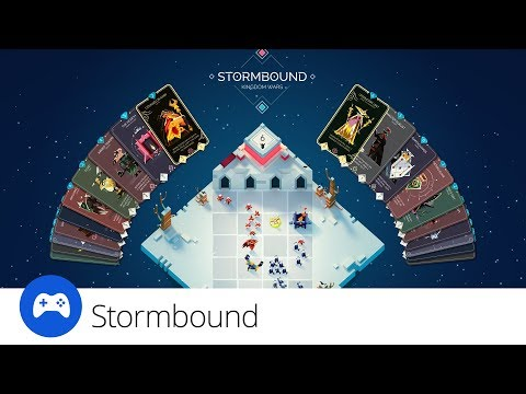 Stormbound (recenze hry) - kombinace HearthStone a Clash…