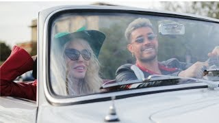 Смотреть клип Ivana Spagna & Jay Santos - Cartagena