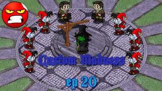 doomed to lose on day 2   town of salem custom madness 20
