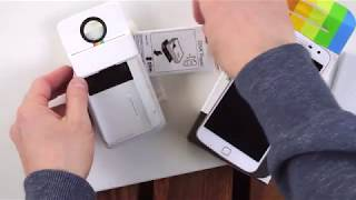 Обзор Moto модуля Polaroid Insta-Share Printer