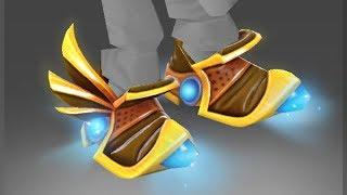 Dota 2 - tinker immortal Mecha Boots of Travel Mk III (The international 2014 immortal item)