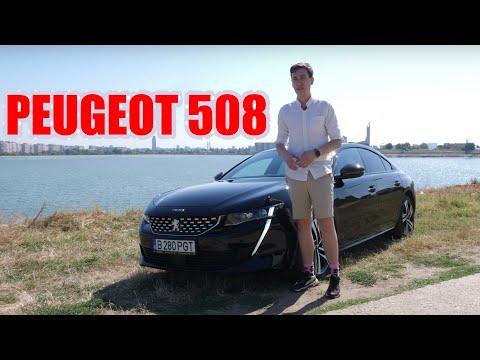 Acesta este cel mai cool Peugeot. Peugeot 508 GT review - Cavaleria.ro