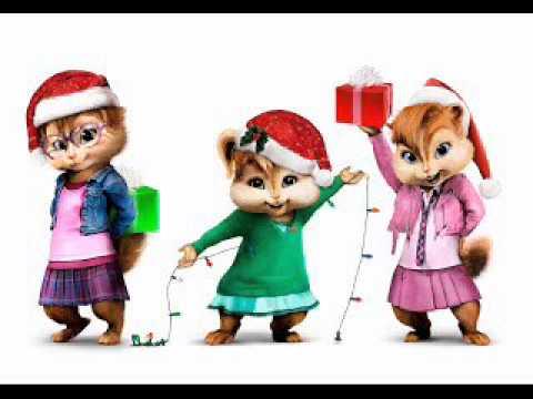 Alvin Y Las Ardillas Santa Claus Llego A La Ciudad Villancico Navideño