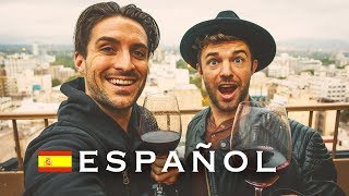 Vagabrothers En Español |  How to Learn Spanish (Q & A)