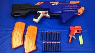 Nerf N Strike Elite Infinus Toy Guns for Kids