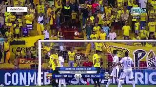 Video Gol Pertandingan Barcelona SC vs General Diaz
