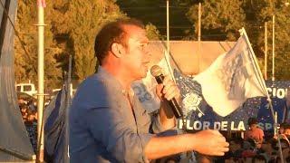 Omar Gutiérrez buscará la reelección el próximo domingo en Neuquén