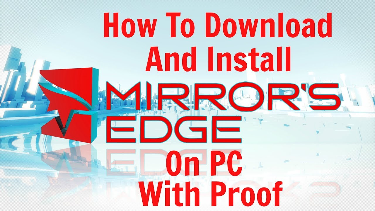 mirrors edge crack fix torrent