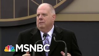 2020 Vision: Hogan, Popular Maryland Gov., Running For President? | MTP Daily | MSNBC
