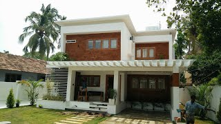 Modern Beautiful House In Chavakad Kerala