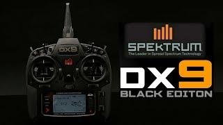 SPEKTRUM DX9 BLACK EDITION UNBOXING &amp REVIEW BY RCINFORMER